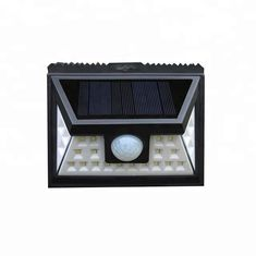 Cina 24 LEDS Solar Sensor Wall Light, Solar Powered Outdoor Motion Lights Portabel pemasok